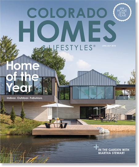 Colorado Homes & Lifestyles Magazine - Home of the Year